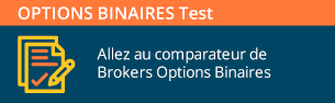 OPTIONS BINAIRES Test